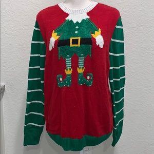 Tacky Elf Sweater
